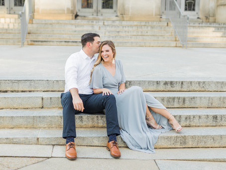 Raleigh Engagement Session | Shaina and Chris