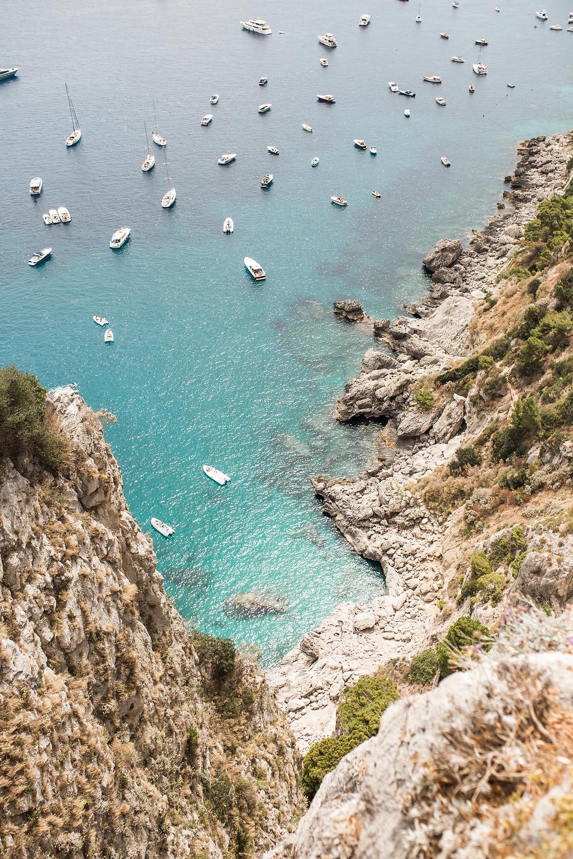 Yachts Capri Italy