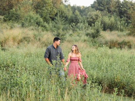 Raleigh Engagement Session: Cassie & Ryan  | Raleigh Wedding Photographer