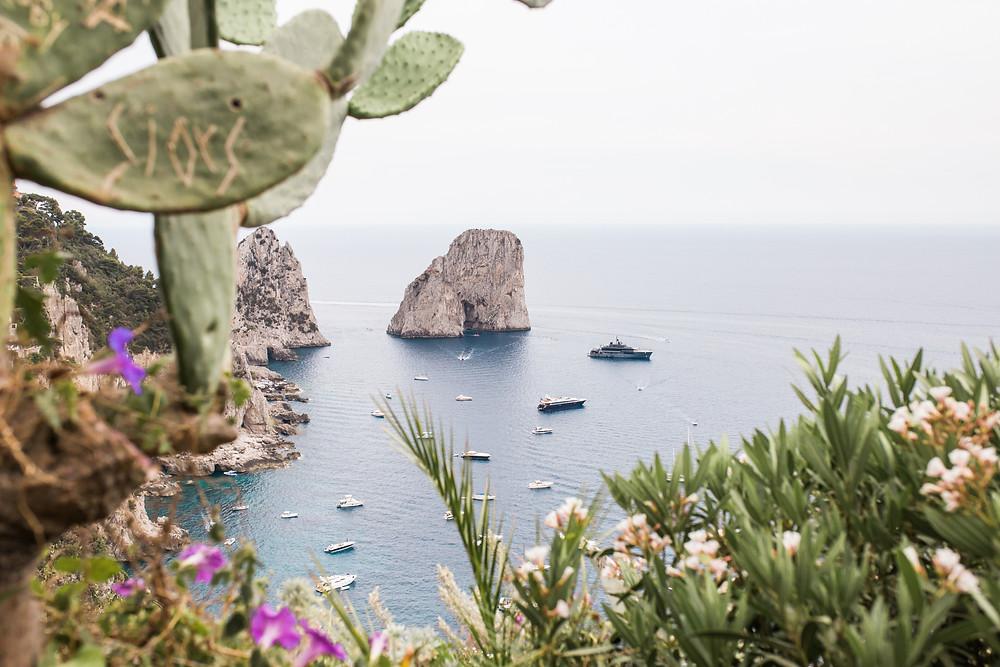 Faraglioni Capri Italy