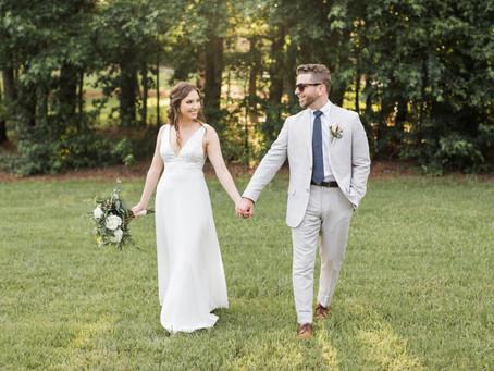 Lauren & Craig: Romantic Lakeside Wedding   Raleigh Wedding Photographer