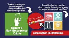 RCP Magazine - Did you know you can now report non-emergency crime online?