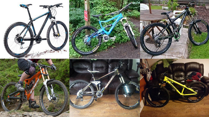 RCP Magazine - Six specialty bikes stolen from charity fundraiser