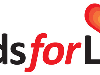 Please add our Kids for Life Logo to Your Website and Emails.