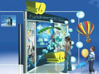 Grant Awarded to Leeds Children's Hospital - 3D Vpod