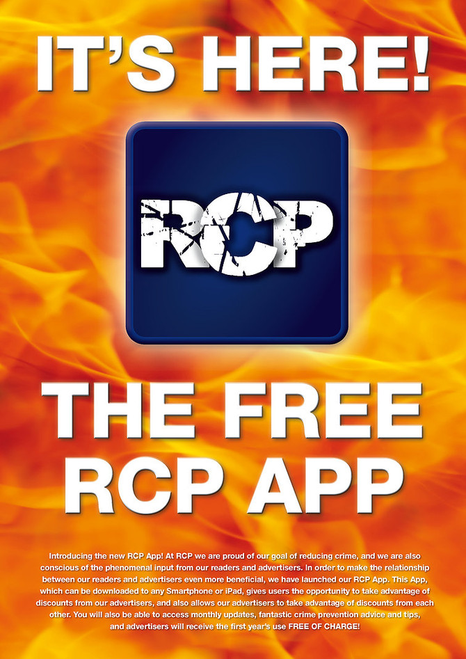 RCP Magazine - The Free New RCP App Is Here!
