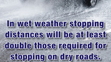 RCP Magazine - Wet Weather Warning