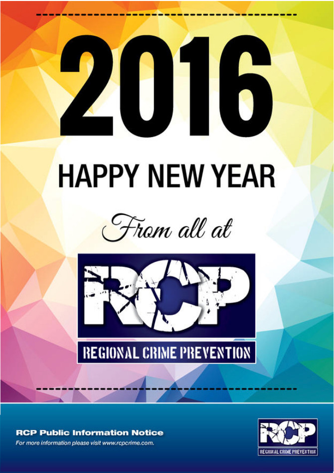 Happy New Year from RCP Magazine