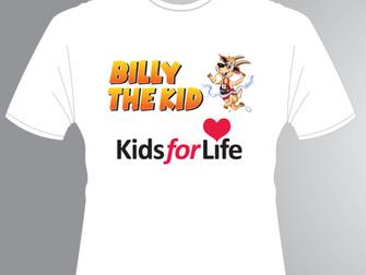 Kids for Life - Billy Across The Globe