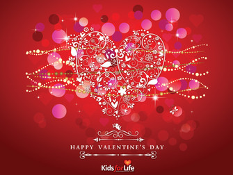 Spread the Love! Valentine's Day - Kids for Life