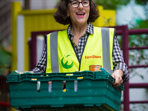 FareShare: fighting hunger and food waste