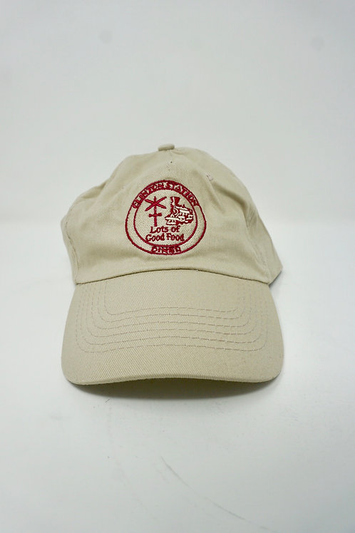 Clinton Station Diner Hat -Khaki