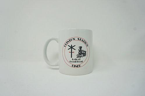 Clinton Station Diner Coffee Mug