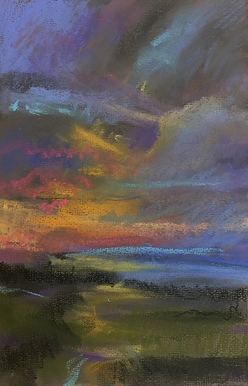 Early Sunrise 20x25cm