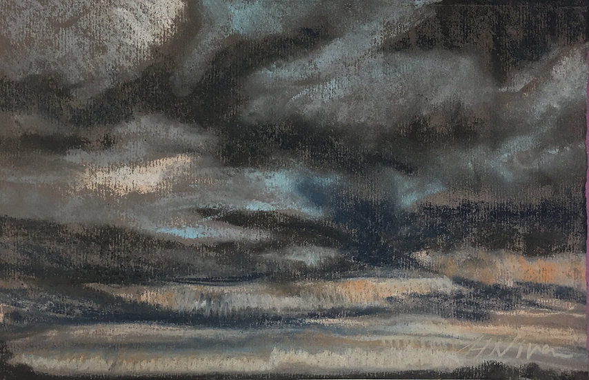 Endless Skies 25x35cm