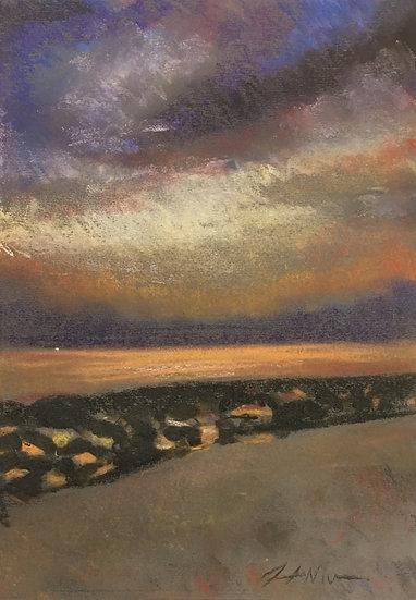 Italian Sunset 30x40cm