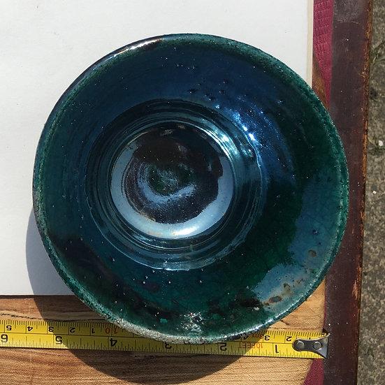 Raku Bowl 11