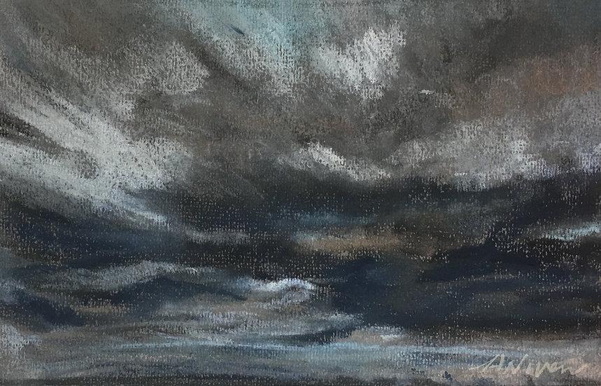 Dark Skies 28x20cm