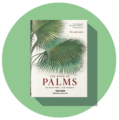 THE BOOK OF PALMS - COMPLETE PLATES