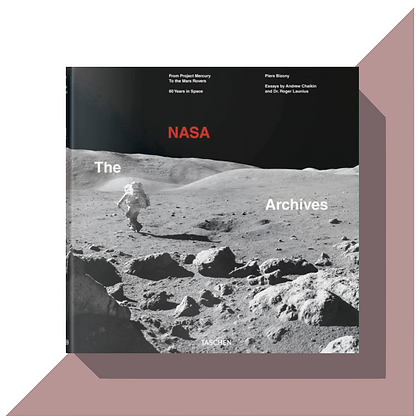 THE NASA ARCHIVES 1959 - 2018