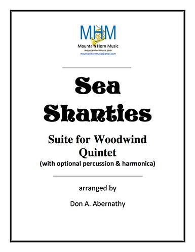 Abernathy - Sea Shanties Woodwind Quintet