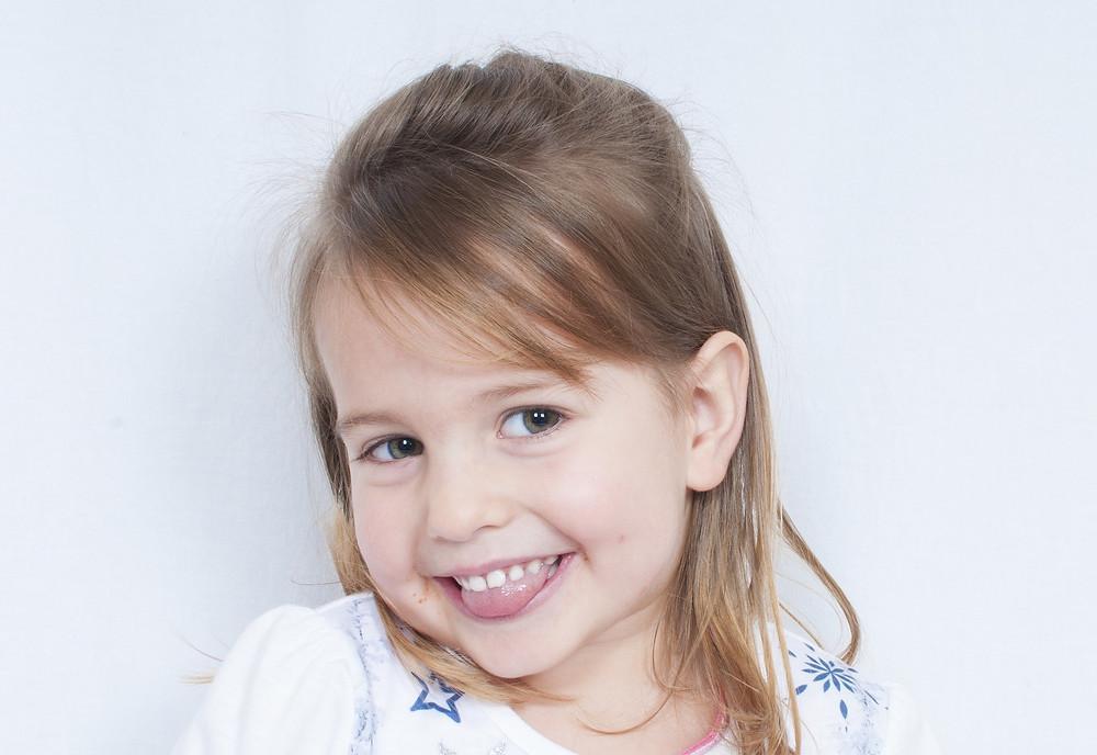 clareamento dental em crianças
