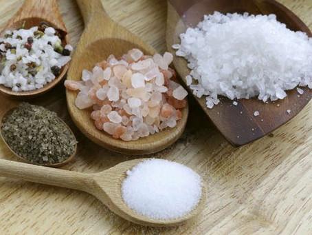 O sal pode danificar seus dentes?