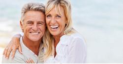 dentes brancos em qualquer idade