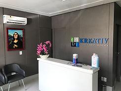Clinica Kreativ Recepção