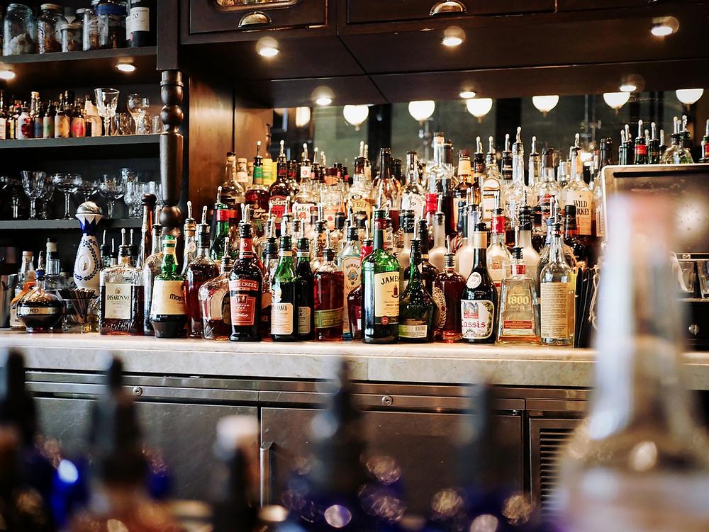 bebidas alcoólicas e saúde bucal