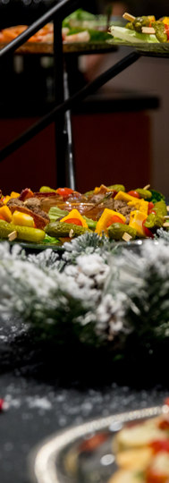 We Welcome The Opportunity to Decorate Your Foodtable To Coordinate with your Event!