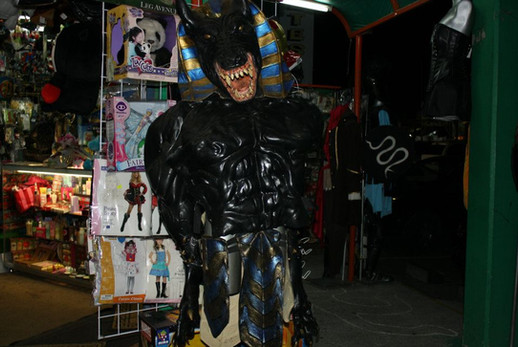 Los mas increibles disfraces para Halloween
