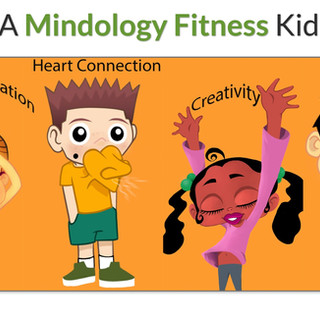 Become a Mindology Fitness Kids Trainer_