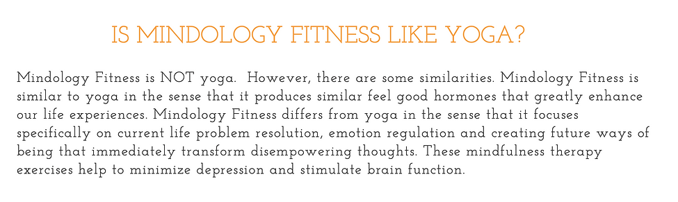 Mindology Fitness