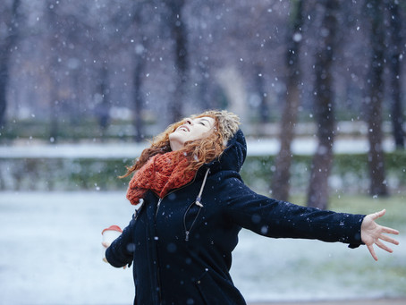 3 MIND CARE TIPS  ON CONQUERING THE WINTER BLUES