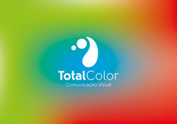 Total Color logo