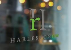 Harleston Row door sign