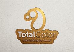 Total Color logo hot stamping foil