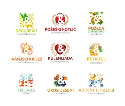 All logos based on original one