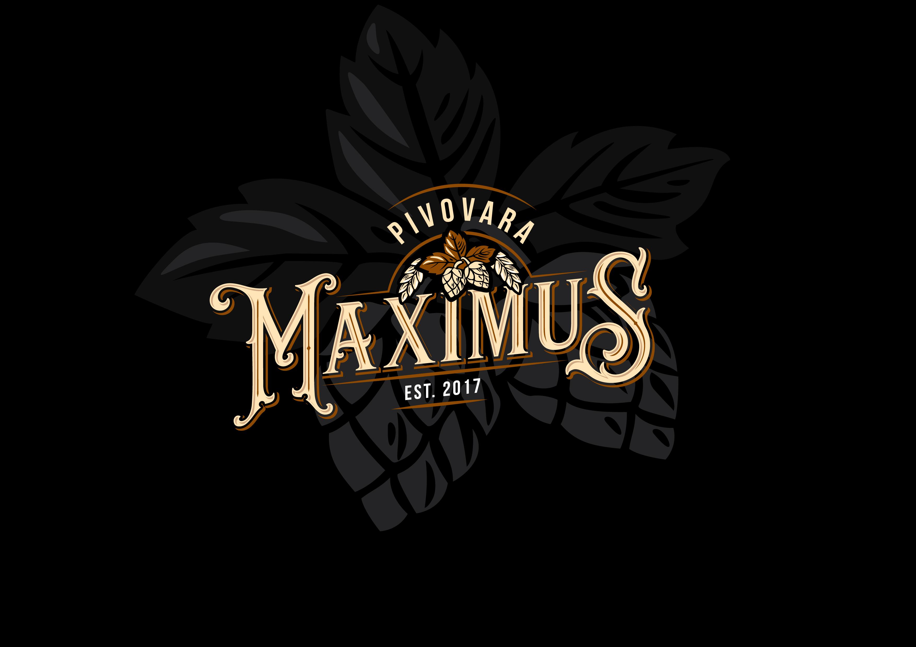 Maximus Brewery logo