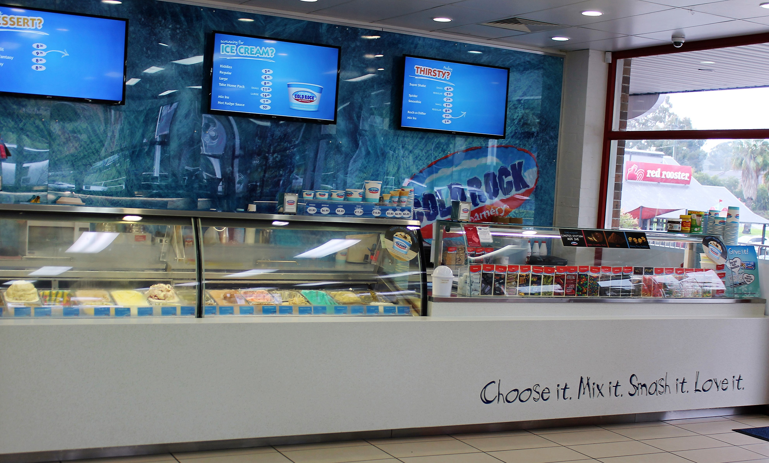 Cold Rock Ice creamery Penrith  (14)