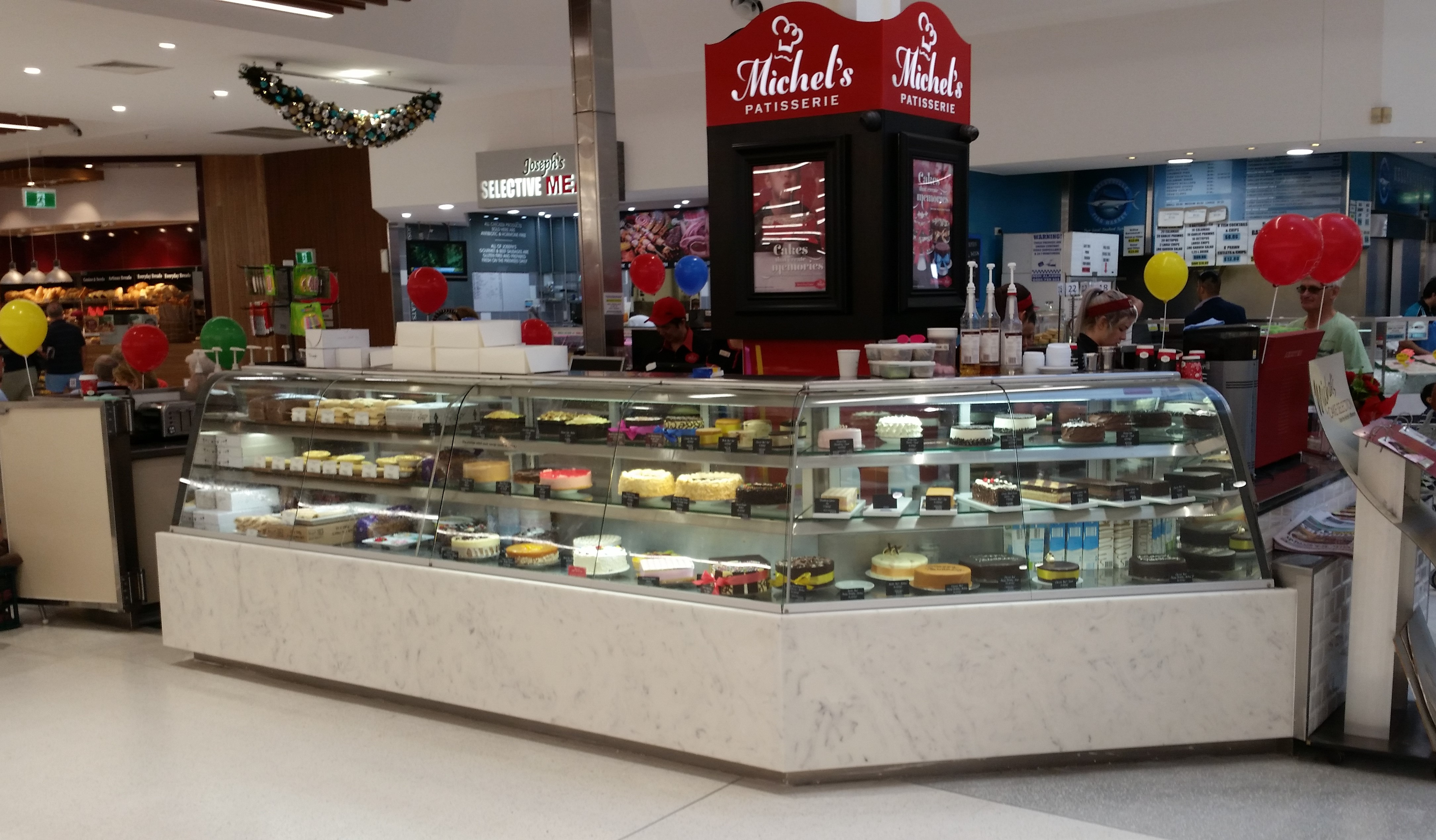 Michels Patisserie kellyville Dec 2015 (6)