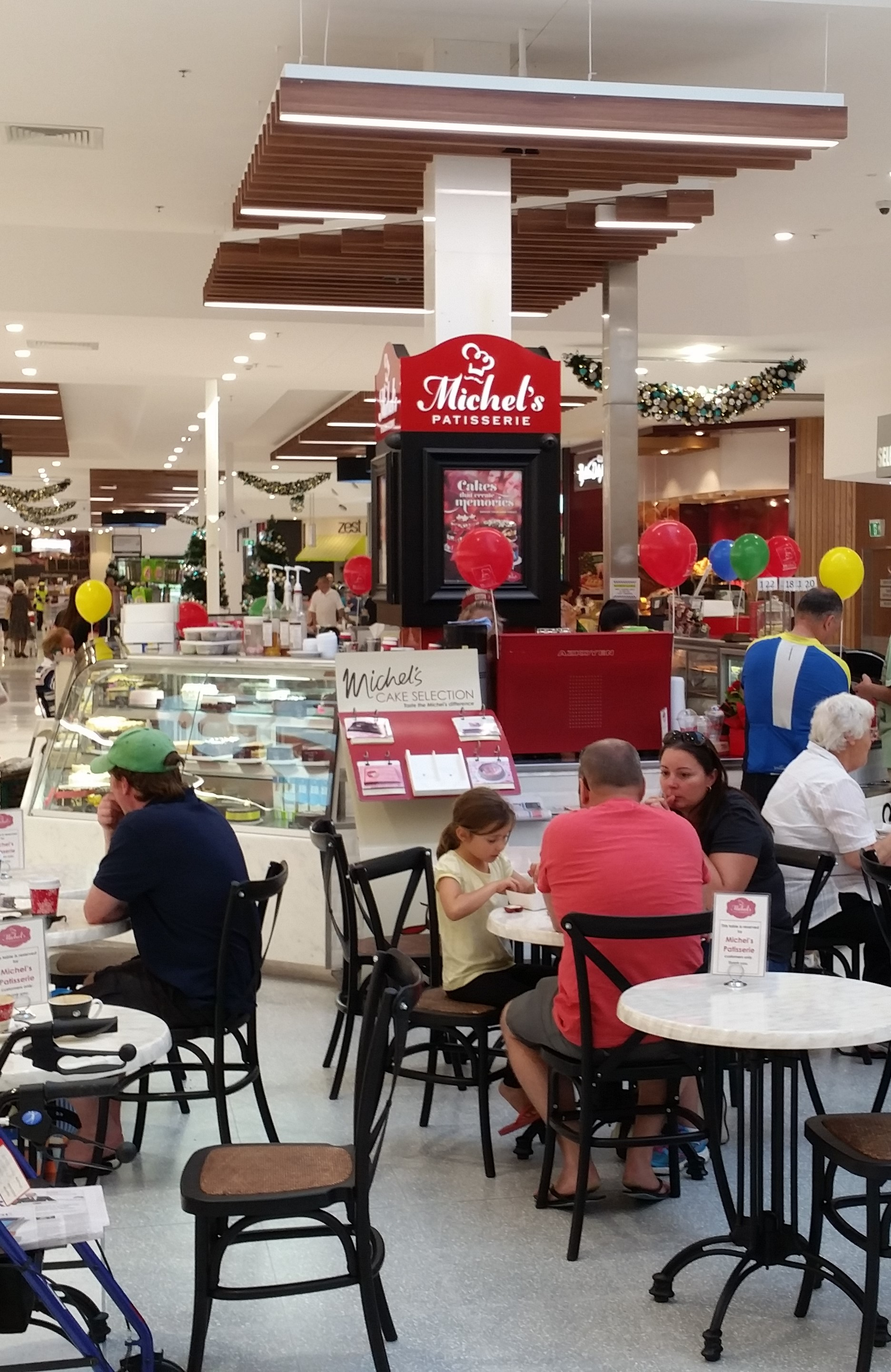 Michels Patisserie kellyville Dec 2015 (7)