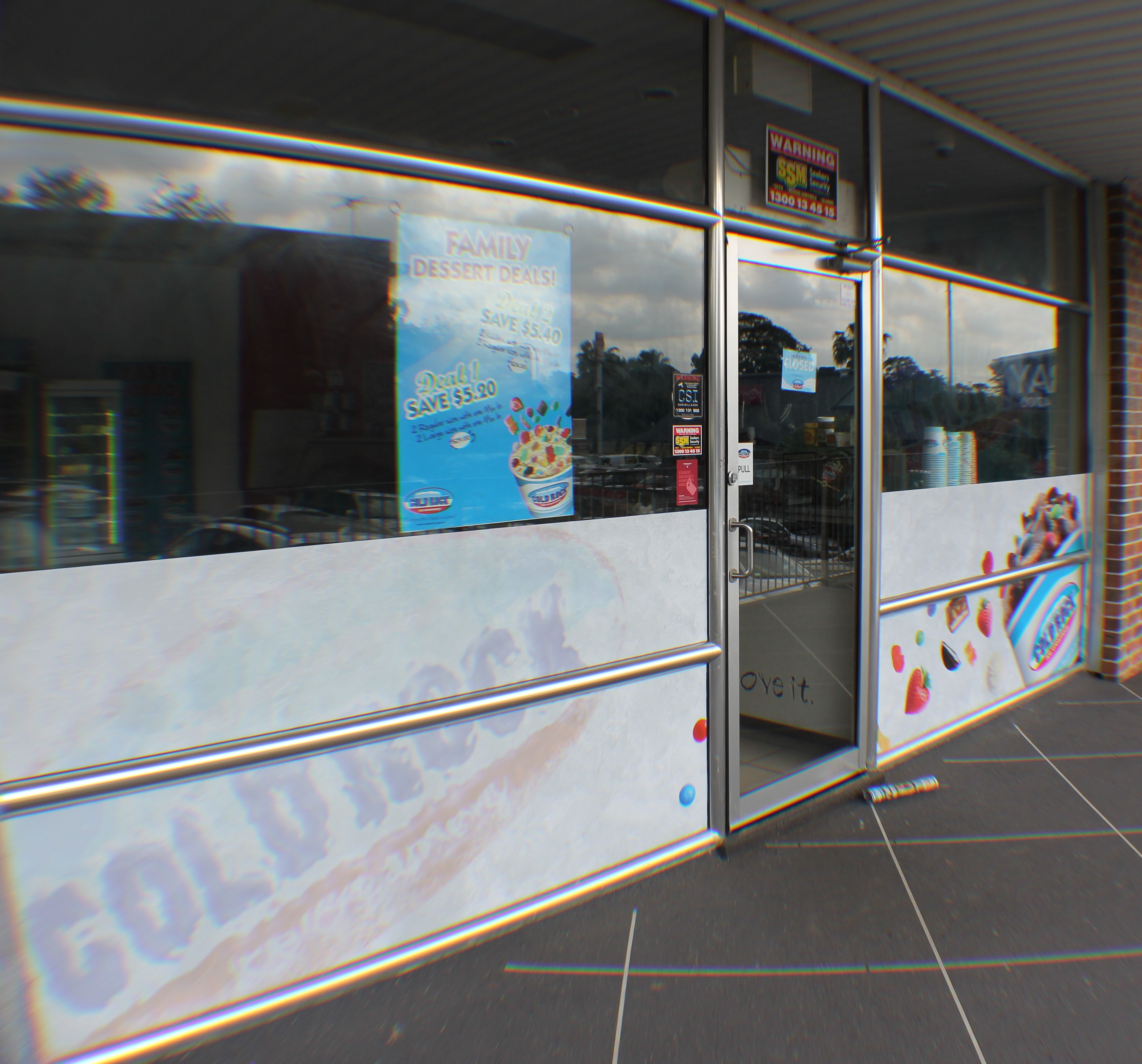 Cold Rock Ice creamery Penrith  (6)