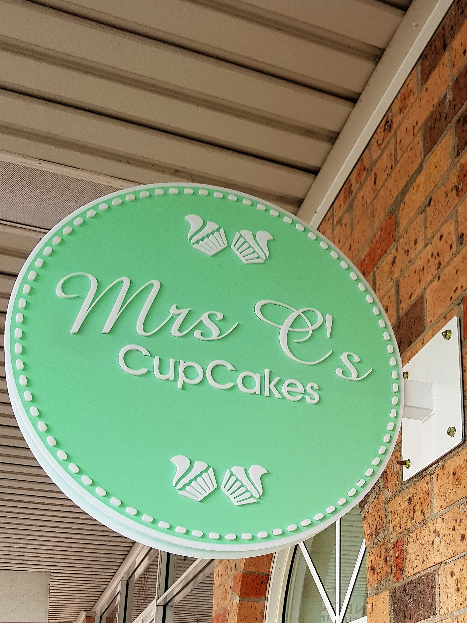 Mrs C's Cup Cakes