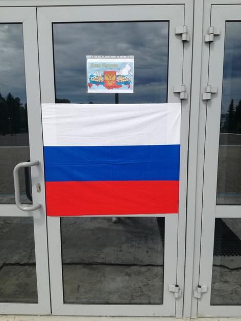 """Присоединяйтесь с нами к акции """"Окна России"""" 🇷🇺Украшайте свои окна и выкладывайте в соц. сети #ок"""