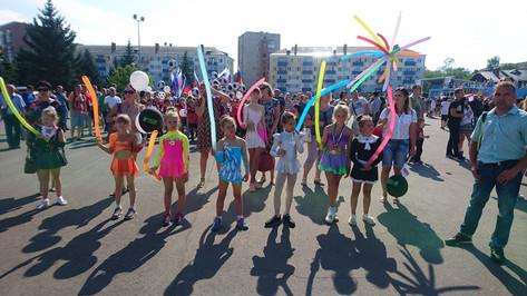 День города Рыбинска 2018 год!!!