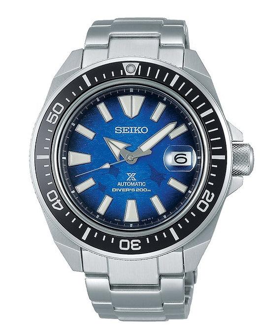 Seiko Prospex 'Save The Ocean' Manta Ray SRPE33K1 Mens Watch