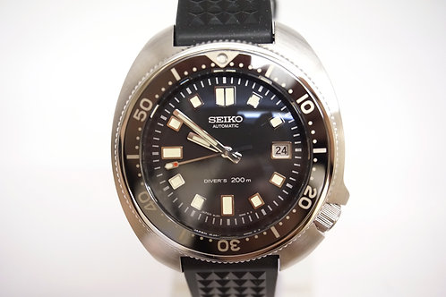 Limited Edition Prospex Seiko Watch 1970 Divers Re-Creation