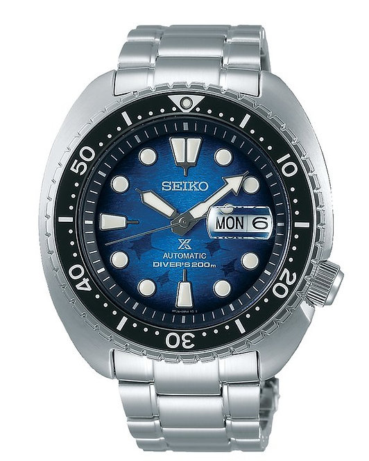 Seiko Prospex 'Save The Ocean' King Turtle SRPE39K1 Mens Watch